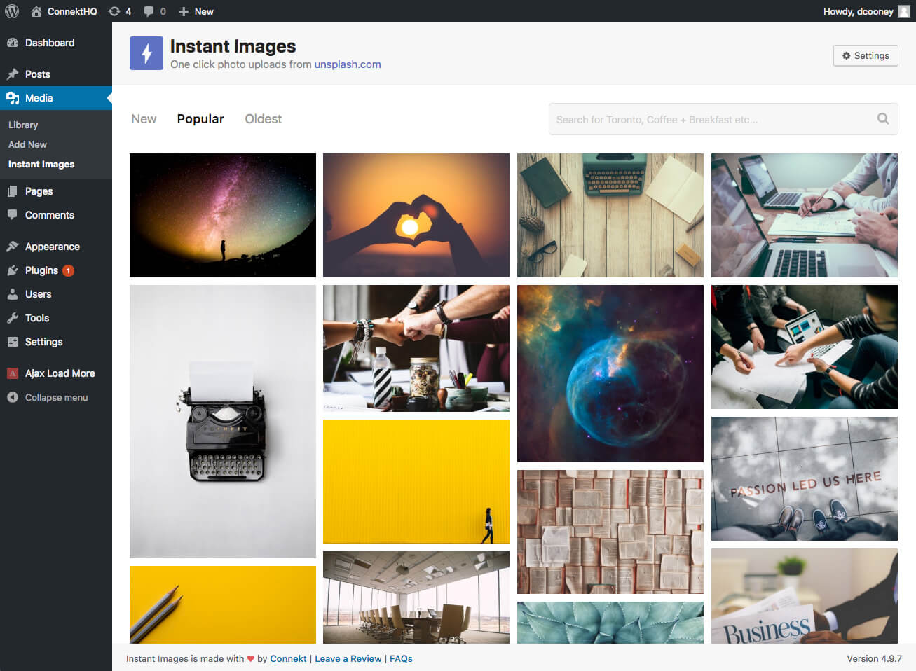 Free Image Gallery App   Website Design Agency