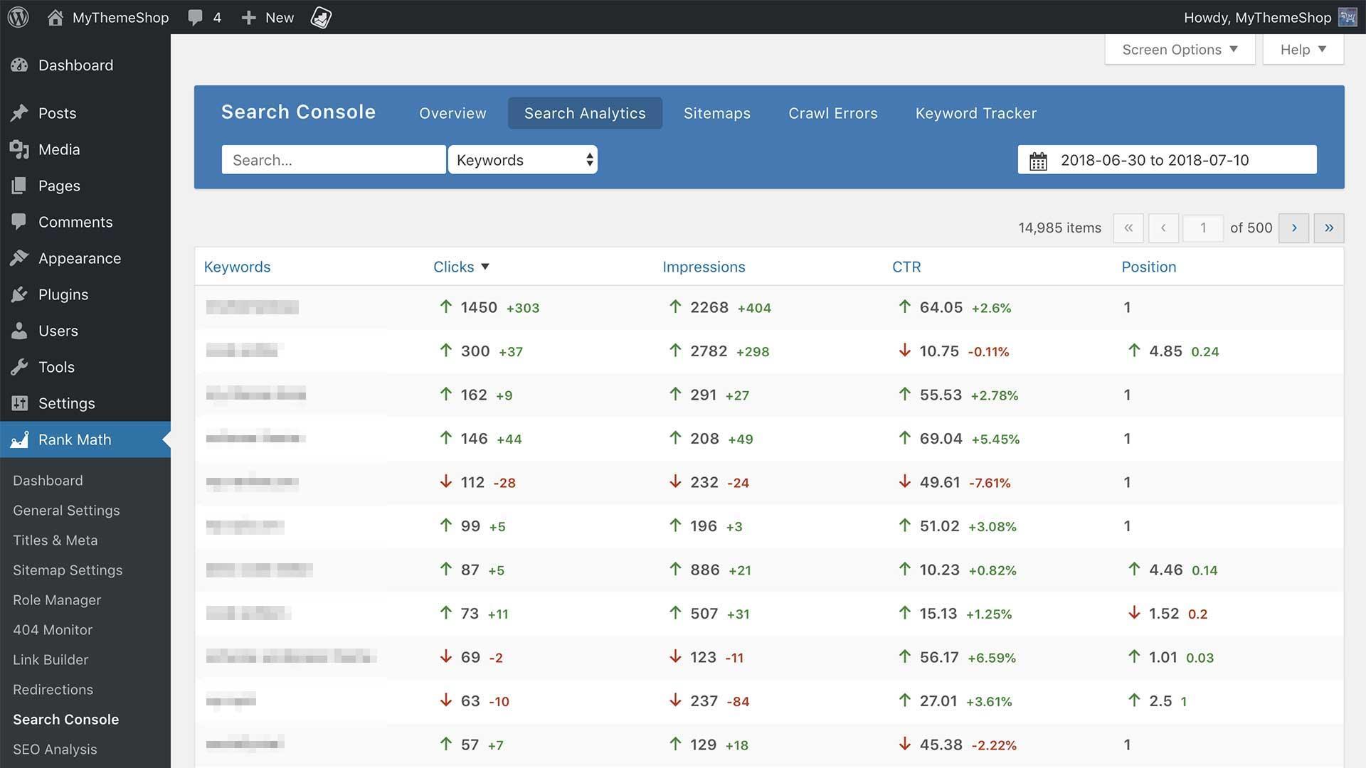 Organic Site Booster App | Website Design Agency