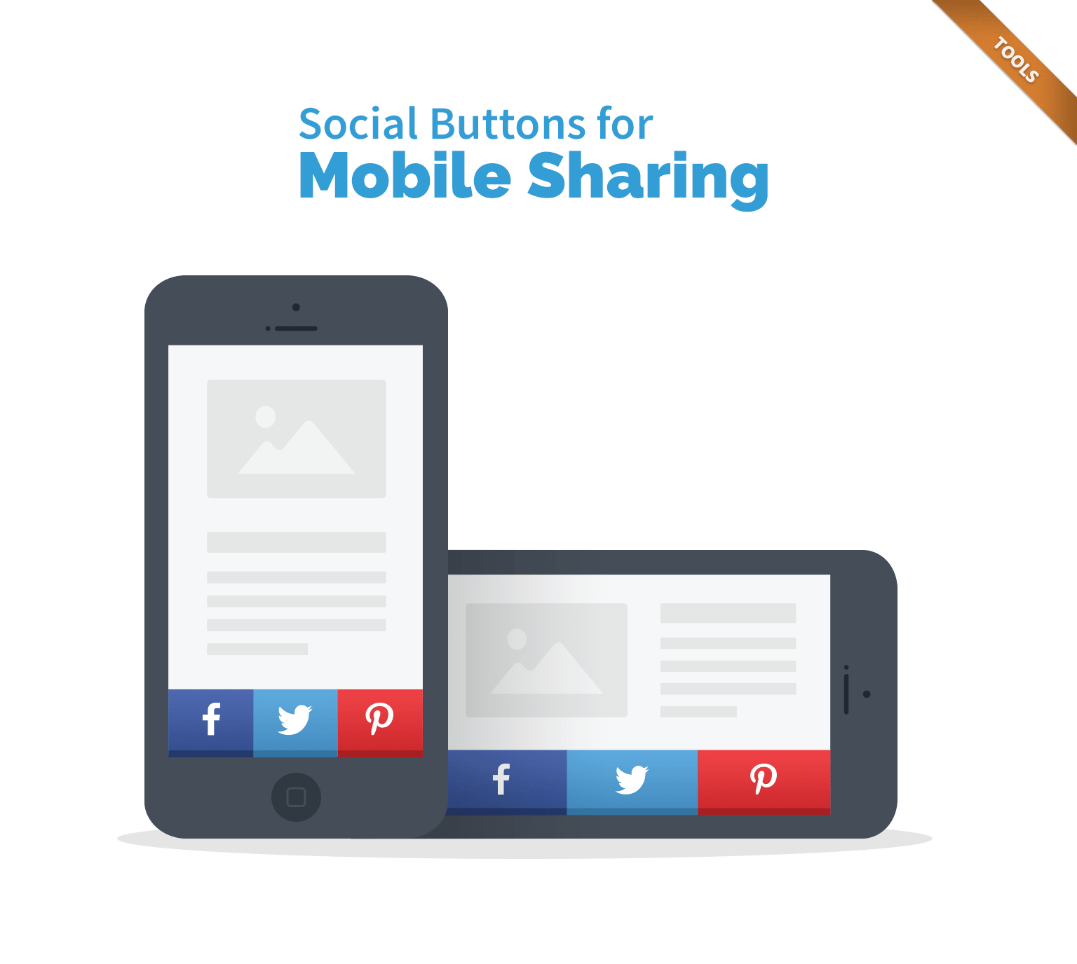 Social Media Share App | Website Design Agency