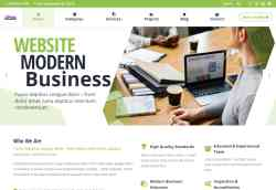 Modern Business Website Template